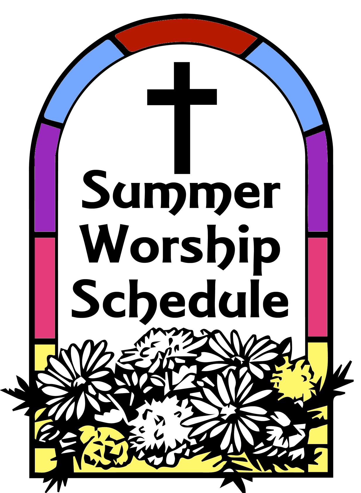 SUMMER WORSHIP INVITATION